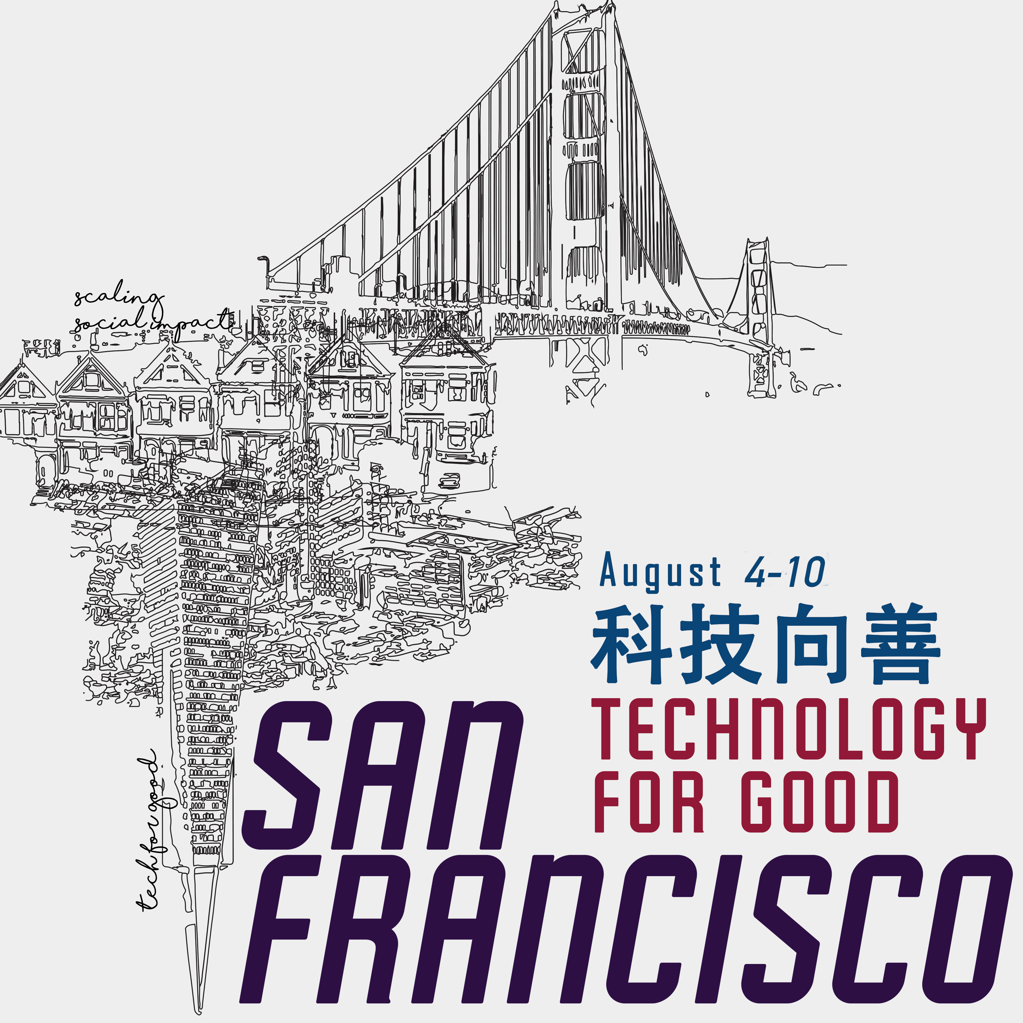 San Francisco | Tech for Good – Philanthropy in Motion